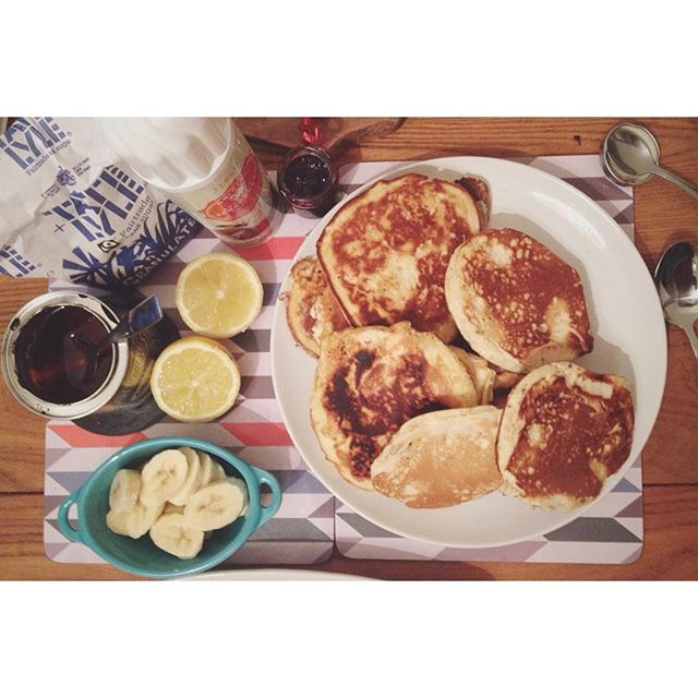 the wee food blogger© Scotch pancakes recipe