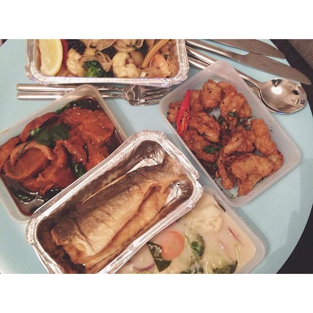 the wee food blogger© Cafe Chilli Hove takeaway review