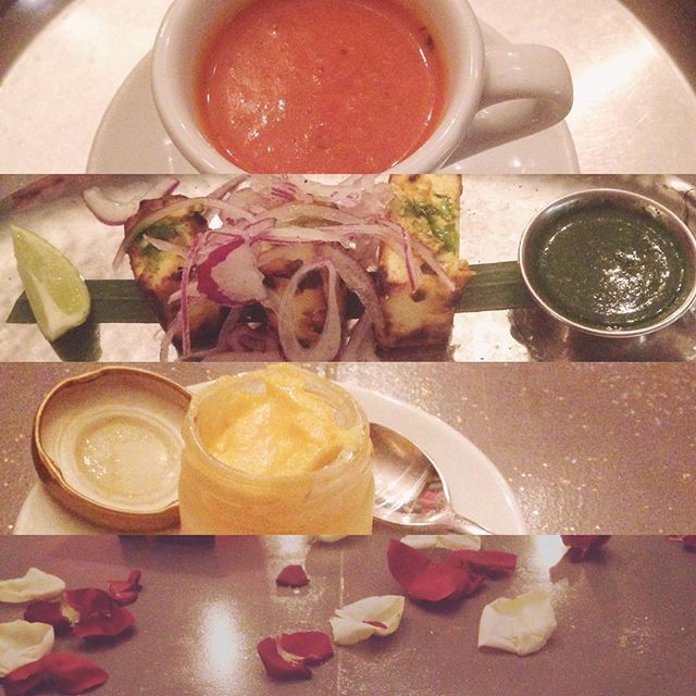 the wee food blogger© Indian Summer Brighton review