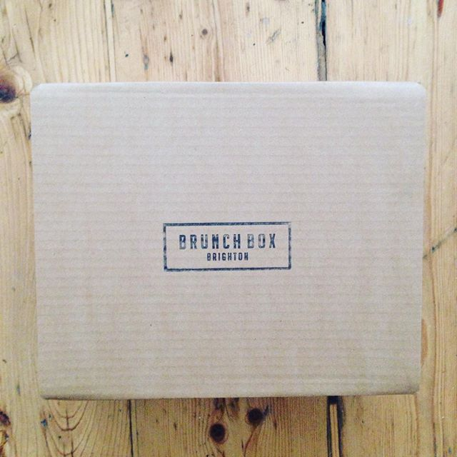 the wee food blogger© Brunch box Brighton review