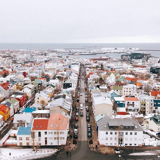 the wee food blogger© Reykjavik trip