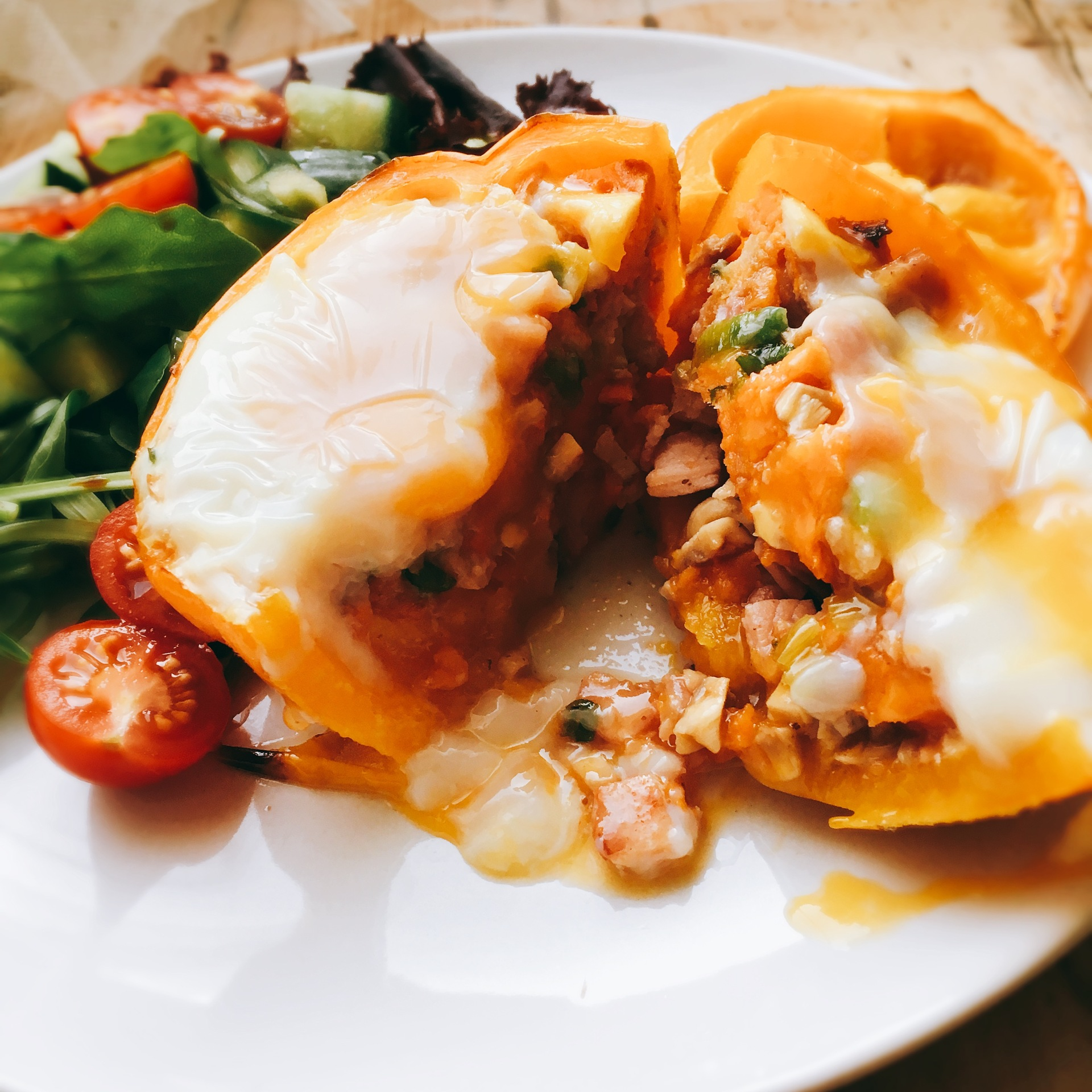 the wee food blogger© Stuffed pepper recipe