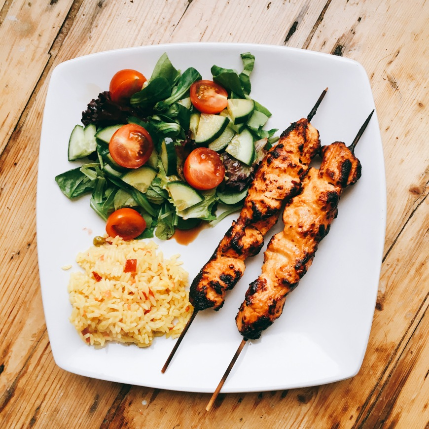the wee food blogger© Middle eastern kebabs recipe