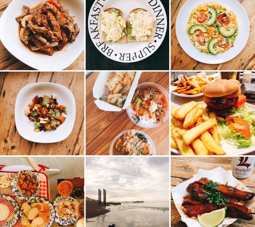 the wee food blogger© Who, what, where