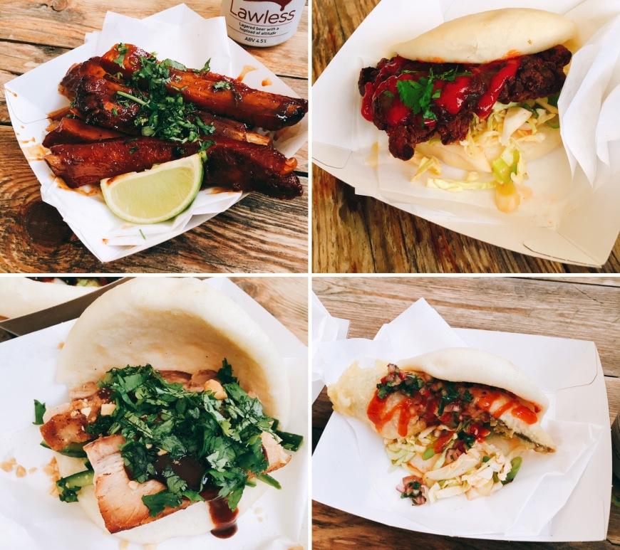 the wee food blogger© Polygon x Baby Bao Brighton review