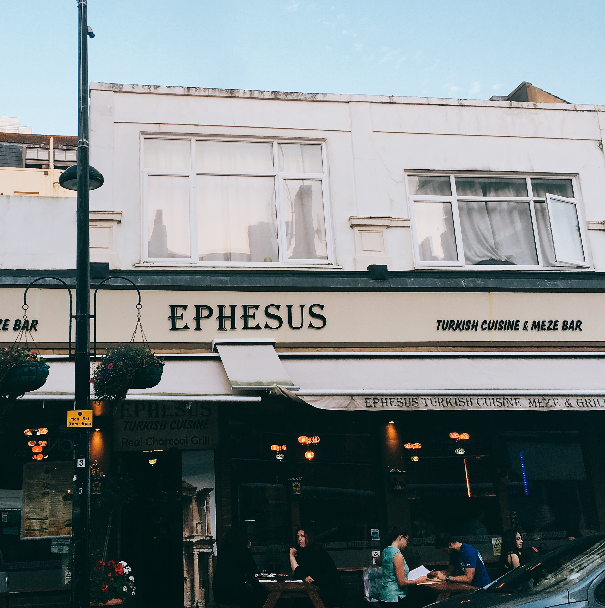 the wee food blogger© Ephesus Brighton review