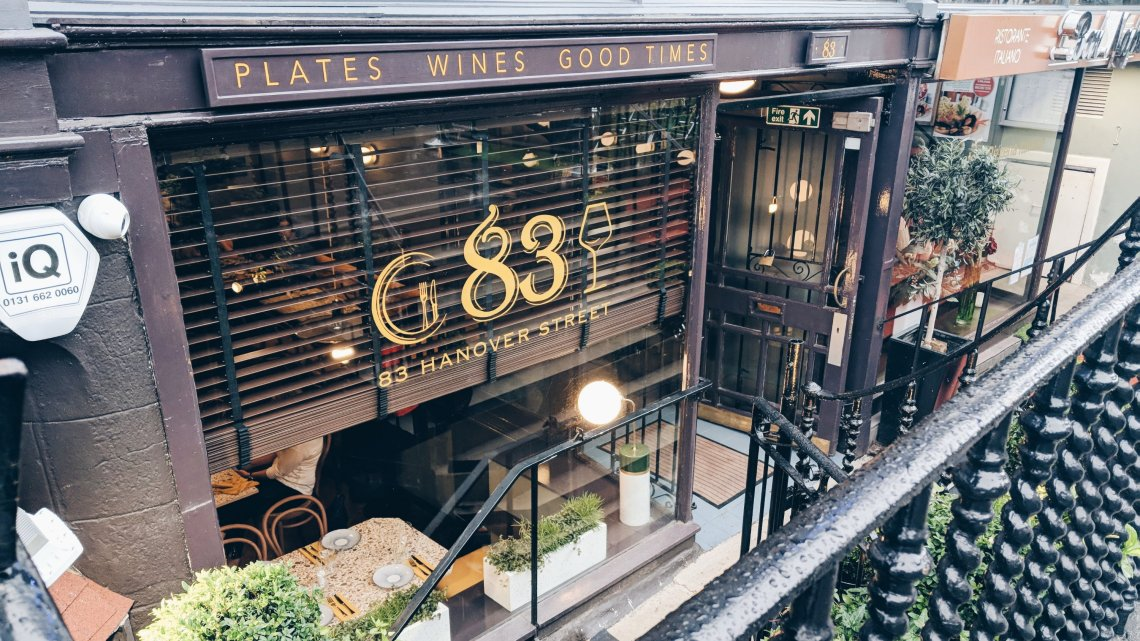 The Sister Restaurant To 99 Hanover Street You See A Pattern Emerging Here Latest Opening On Edinburgh Food Scene Is One Worth Knowing About